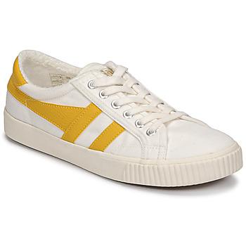 Skor Dam Sneakers Gola TENNIS MARK COX Beige / Gul