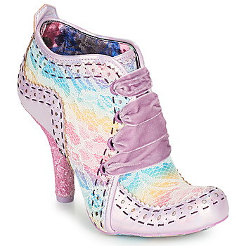 Skor Dam Boots Irregular Choice ABIGAIL'S THIRD PARTY Rosa / Violett