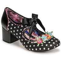 Skor Dam Pumps Irregular Choice STRIKE A POSIE Svart