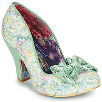 Skor Dam Pumps Irregular Choice NICK OF TIME Grön