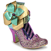 Skor Dam Pumps Irregular Choice CHRYSALIS Violett