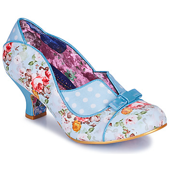 Skor Dam Pumps Irregular Choice HOLD UP Blå
