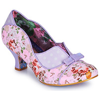 Skor Dam Pumps Irregular Choice HOLD UP Violett