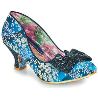 Skor Dam Pumps Irregular Choice DAZZLE RAZZLE Blå