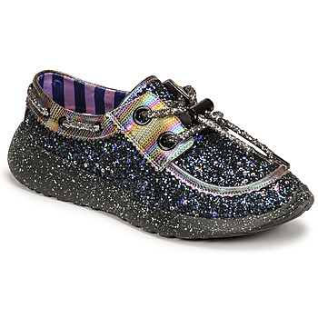 Skor Dam Sneakers Irregular Choice SKYLAR Svart