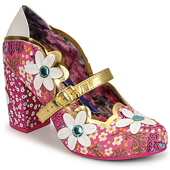 Skor Dam Pumps Irregular Choice DAISY DANCER Rosa
