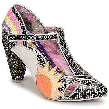 Skor Dam Pumps Irregular Choice BRIGHT SIDE Svart / Flerfärgad