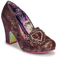 Skor Dam Pumps Irregular Choice LE GRAND AMOUR Rosa