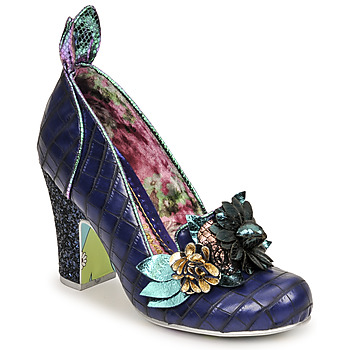 Skor Dam Pumps Irregular Choice BUNNY BOO Blå