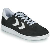 Skor Herr Sneakers Hummel VICTORY Svart