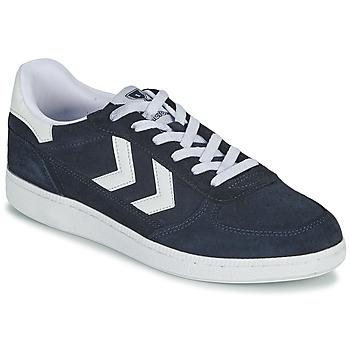 Skor Herr Sneakers Hummel VICTORY Blå