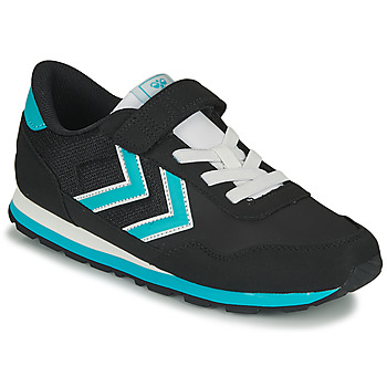 Skor Barn Sneakers Hummel REFLEX JR Svart