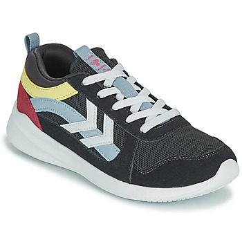 Skor Barn Sneakers Hummel BOUNCE JR Grå