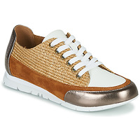 Skor Dam Sneakers Karston CAMINO Brun / Brons