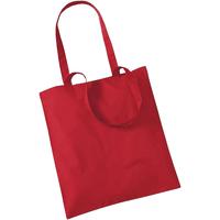 Väskor Shoppingväskor Westford Mill W101 Klassiskt röd