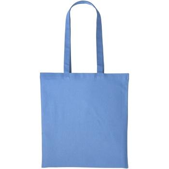 Väskor Shoppingväskor Nutshell RL100 Kornblått