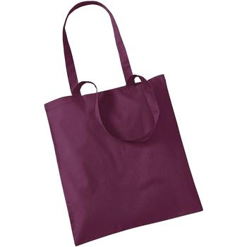 Väskor Shoppingväskor Westford Mill W101 Bourgogne