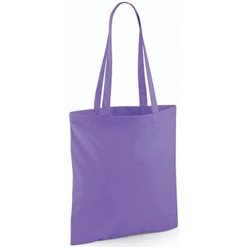 Väskor Shoppingväskor Westford Mill W101 Violett
