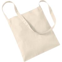 Väskor Shoppingväskor Westford Mill W107 Naturligt