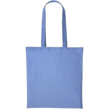 Väskor Shoppingväskor Nutshell  Kornblått