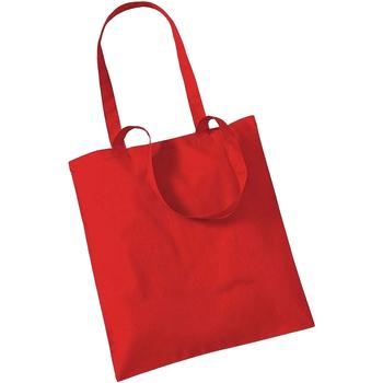 Väskor Shoppingväskor Westford Mill W101 Ljusröd