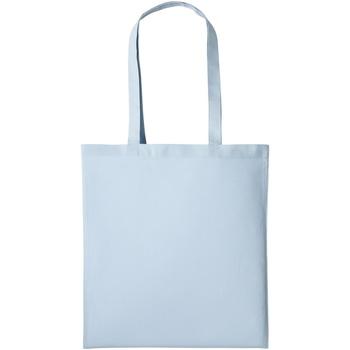 Väskor Shoppingväskor Nutshell RL100 Pastellblått