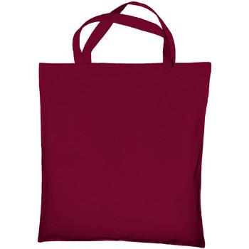 Väskor Dam Shoppingväskor Bags By Jassz 3842SH Bourgogne
