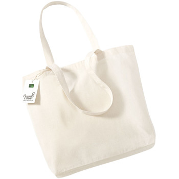 Väskor Shoppingväskor Westford Mill W180 Naturligt
