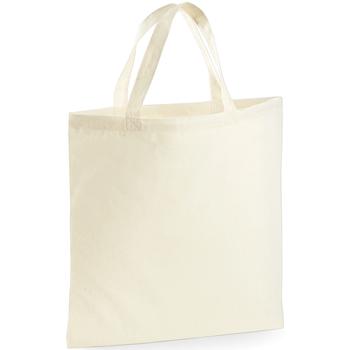 Väskor Shoppingväskor Westford Mill W101S Naturligt