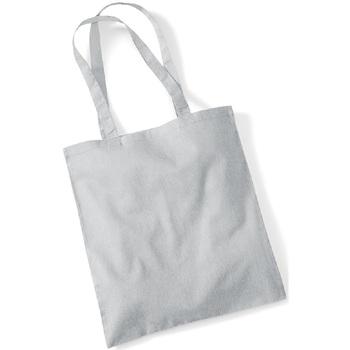 Väskor Shoppingväskor Westford Mill W101 Ljusgrå