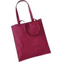 Väskor Shoppingväskor Westford Mill W101 Tranbär