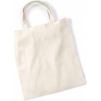 Väskor Shoppingväskor Westford Mill W100 Naturligt