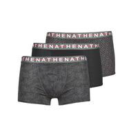 Underkläder  Herr Boxershorts Athena EASY STYLE X3 Svart / Grå / Grå