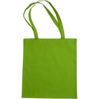 Väskor Shoppingväskor Bags By Jassz 3842LH Ljusgrön
