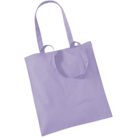 Väskor Shoppingväskor Westford Mill W101 Lavendel