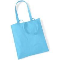 Väskor Shoppingväskor Westford Mill W101 Surfblått
