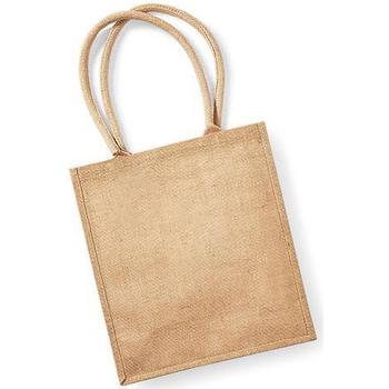 Väskor Shoppingväskor Westford Mill W409 Naturligt