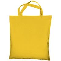 Väskor Shoppingväskor Bags By Jassz 3842SH Gul