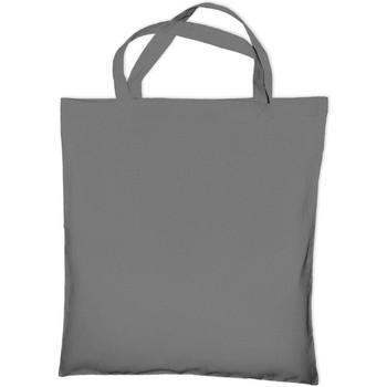 Väskor Shoppingväskor Bags By Jassz 3842SH Ljusgrå
