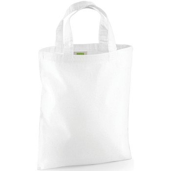 Väskor Shoppingväskor Westford Mill W104 Vit