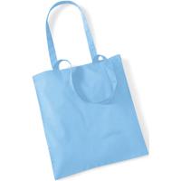 Väskor Shoppingväskor Westford Mill W101 Himmelblått
