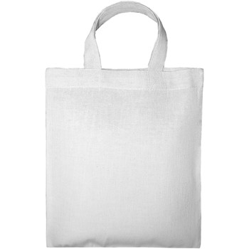 Väskor Shoppingväskor Bags By Jassz 2226SH Snövit