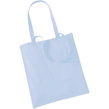 Väskor Shoppingväskor Westford Mill W101 Pastellblått