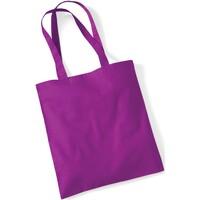 Väskor Shoppingväskor Westford Mill W101 Magenta