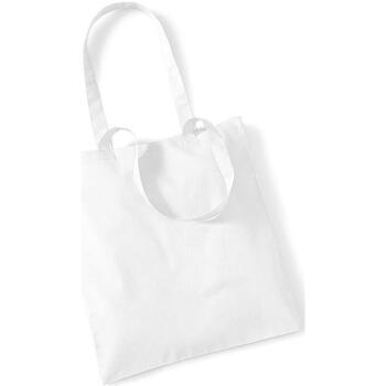 Väskor Shoppingväskor Westford Mill W101 Vit