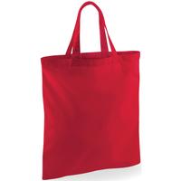 Väskor Shoppingväskor Westford Mill W101S Klassiskt röd