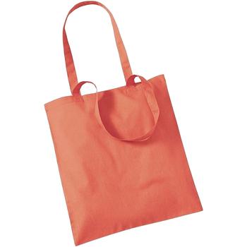 Väskor Shoppingväskor Westford Mill W101 Korall