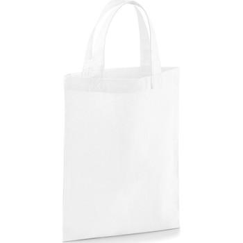 Väskor Shoppingväskor Westford Mill W103 Vit