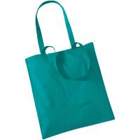 Väskor Shoppingväskor Westford Mill W101 Smaragd