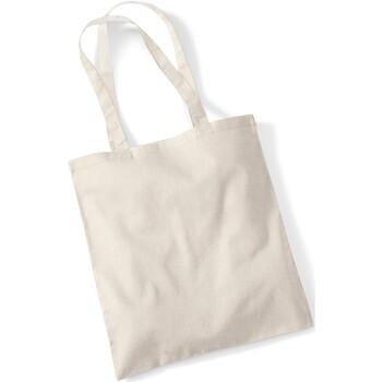 Väskor Shoppingväskor Westford Mill W101 Sand